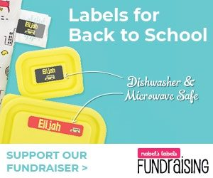 Mabel's Labels Back to School 2018