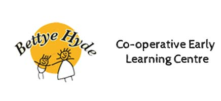 Bettye Hyde Co-operative Nursery School Logo